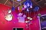 светильники с абажурами для гостиной и детской комнаты