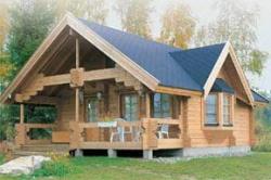 Строительство деревянного дома из бруса. Деревянный дом - идеальное родовое гнездо!