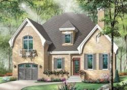 Дом для среднего класса.