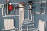 Установка газовых котлов