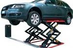 виды и характеристики автомобильных подъёмников