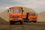 Автоперевозка навалочных и насыпных грузов