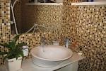декоративная отделка стен мозаичной плиткой