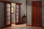 Двери из массива сосны