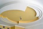 Использование гипсокартона для устройства многоуровневого потолка