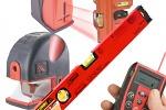 Измерительные строительные инструменты
