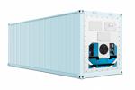 контейнеры рефрижераторные