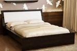 Доступная роскошь - кожаные кровати