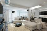 красивый дизайн интерьера квартир