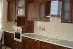 Крепление кухонных шкафов на кухне