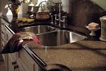Кухонные столешницы из кварцевого агломерата