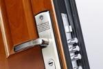 Металлические двери шпон