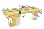Изготовление мостовых кранов