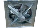 осевой вентилятор оконного типа