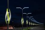 Освещение улиц светодиодными светильниками