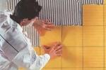 Покрытие душевой комнаты плиткой