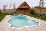 Проектирование и строительство бассейна для дачи