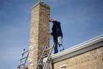 реставрация кирпичной дымовой трубы