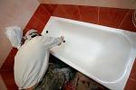 реставрация ванны эмалью