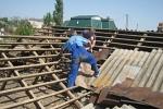 Сложности демонтажа крыши