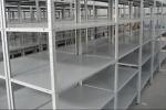 Металлические складские стеллажи