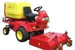 трактор для ухода за искусственным спортивным полем