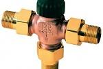трехходовые термостатические клапаны