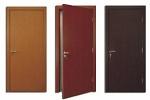 Устройство и виды металлических дверей