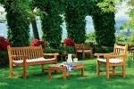Выбираем мебель для сада