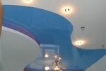 Натяжные потолки в современном дизайне