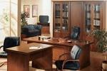 Выбор мебели для кабинета директора