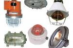Промышленные настенные светильники
