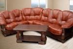 европейская кожаная мебель