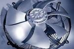 Осевые холодильные вентиляторы