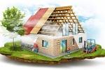 Строительство домов и коттеджей