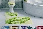 Фото-коврики для ванной