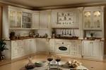Аристократический интерьер кухни