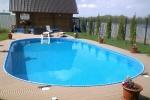 бассейн на загородном участке