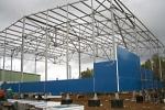 Преимущества быстровозводимых зданий из легких металлоконструкций, их монтаж