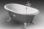 Чугунные ванны ROCA