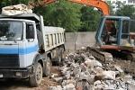 Демонтаж зданий и вывоз строительного мусора