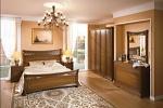Дизайн спальни в итальянском стиле
