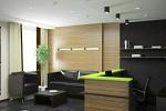 Дизайнерское оформление офиса