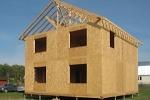 строительства быстровозводимых домов из сип панелей