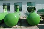 газгольдер для автономной системы отопления