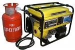 установки газового генератора в загородном доме