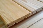 Использование натуральной древесины при отделке дома