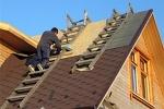 Новая крыша на дачу