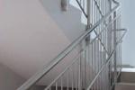 лестничные ограждения из стали