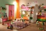 выбор мебели для детской комнаты